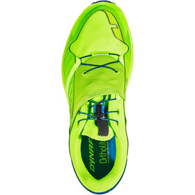 Dynafit Alpine Pro Shoes Herre fluo yellow/mykonos blue